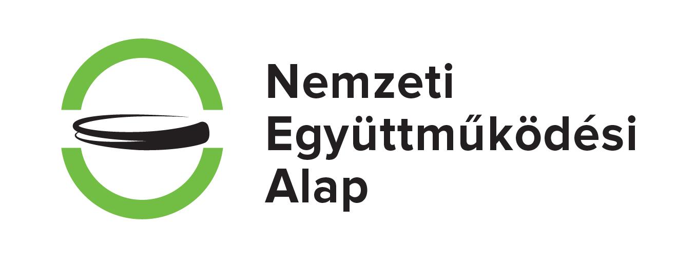 Nemzeti Együttműködési Alap logo